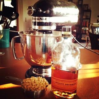 Bourbon Butterscotch Blondies