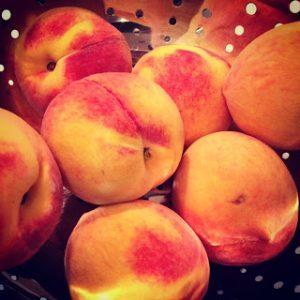 Homemade Peach Cobbler