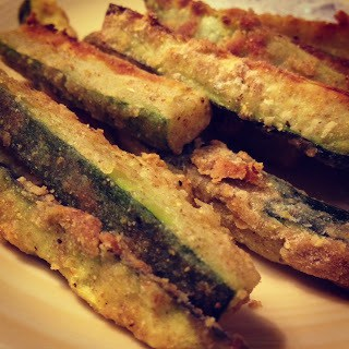 Zucchini Zucchini Fries
