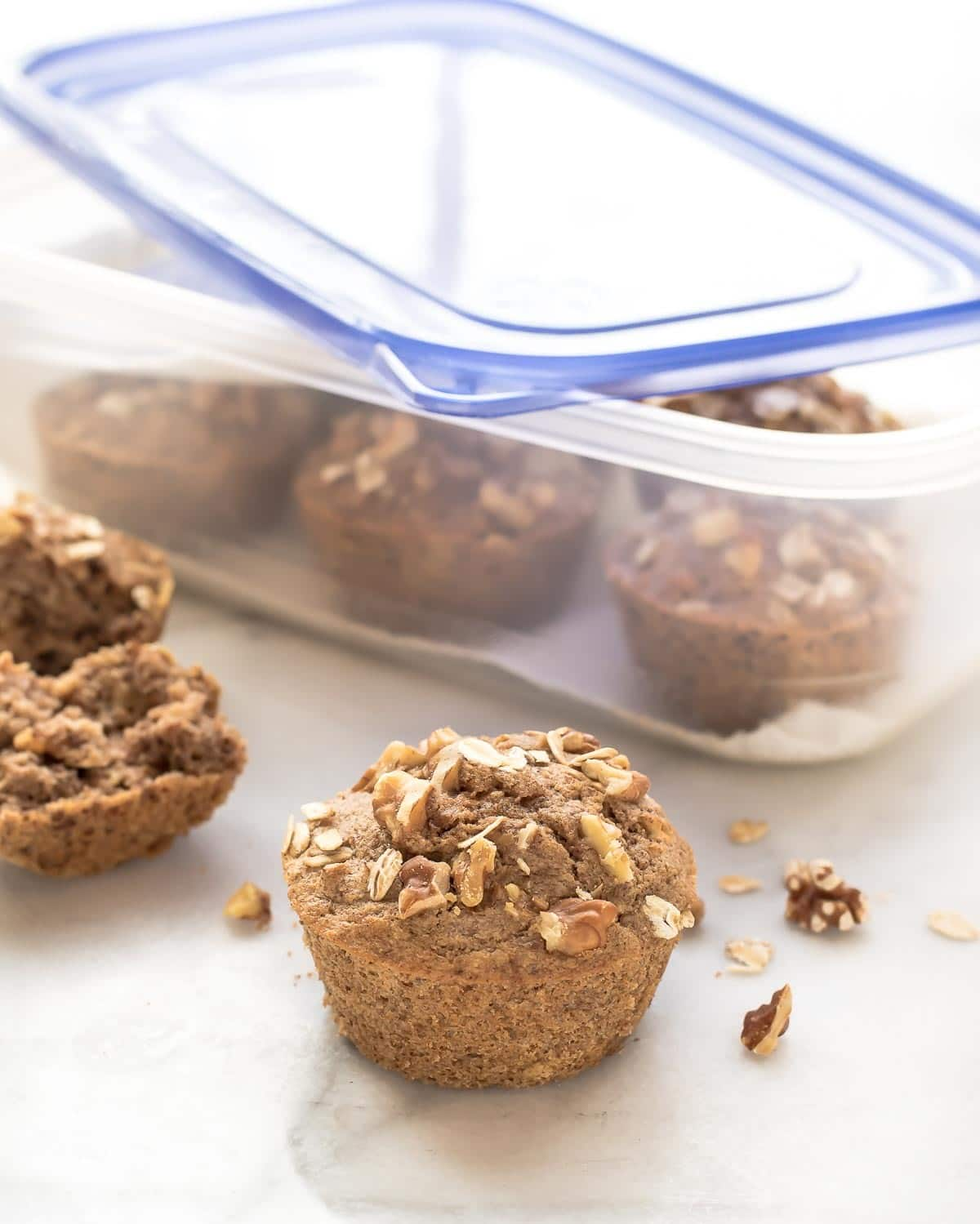 This one trick will keep your muffins fresh for longer. No more soggy muffins! Here's how to store them the right way. @wellplated