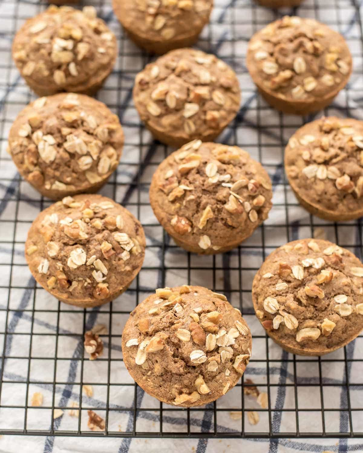 How to store muffins to keep them from getting soggy. @wellplated