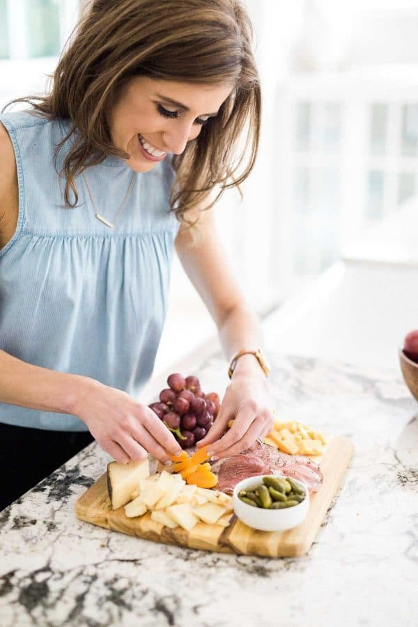 Erin Clarke, creator of wholesome recipes at the food and travel blog Well Plated by Erin