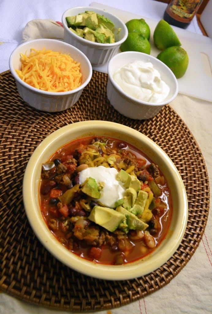 Ultimate-Lean-Beef-and-Bell-Pepper-Chili-Recipe