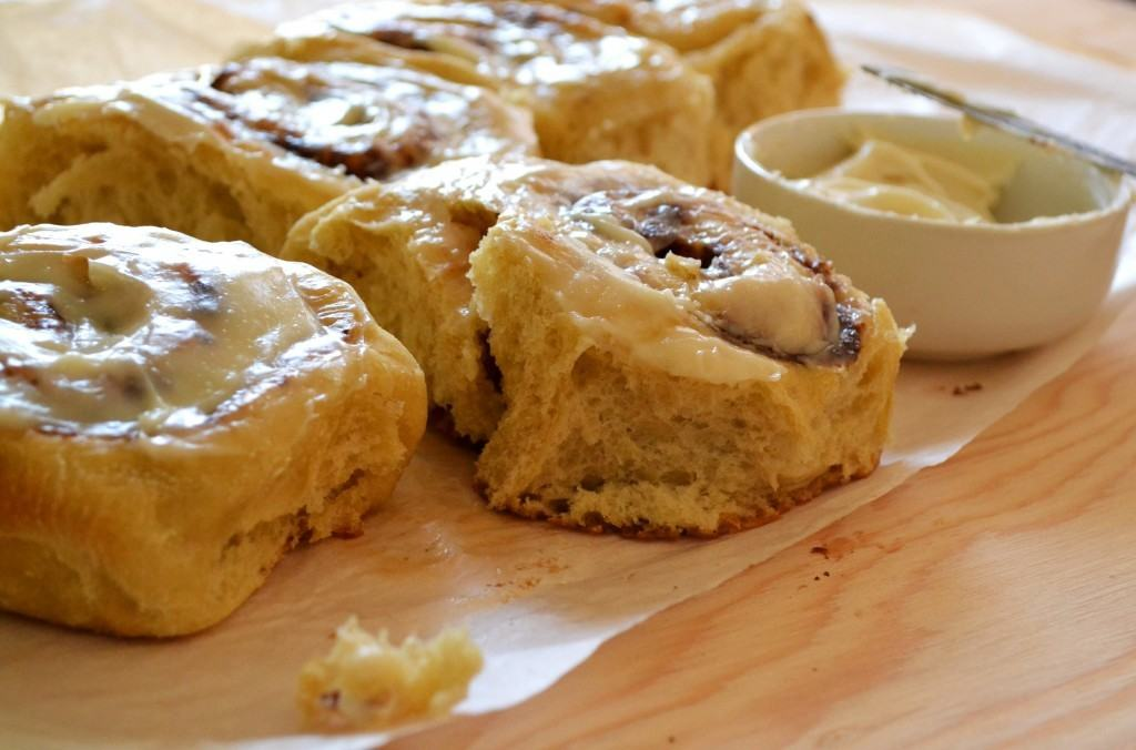 Yukon Gold Cinnamon Rolls Recipe-Fluffiest cinnamon rolls EVER