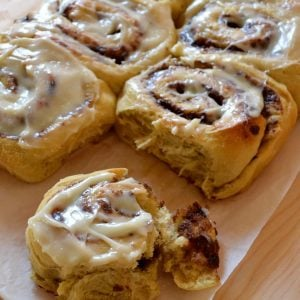Yukon Gold Cinnamon Rolls Recipe-The Law Student's Wife
