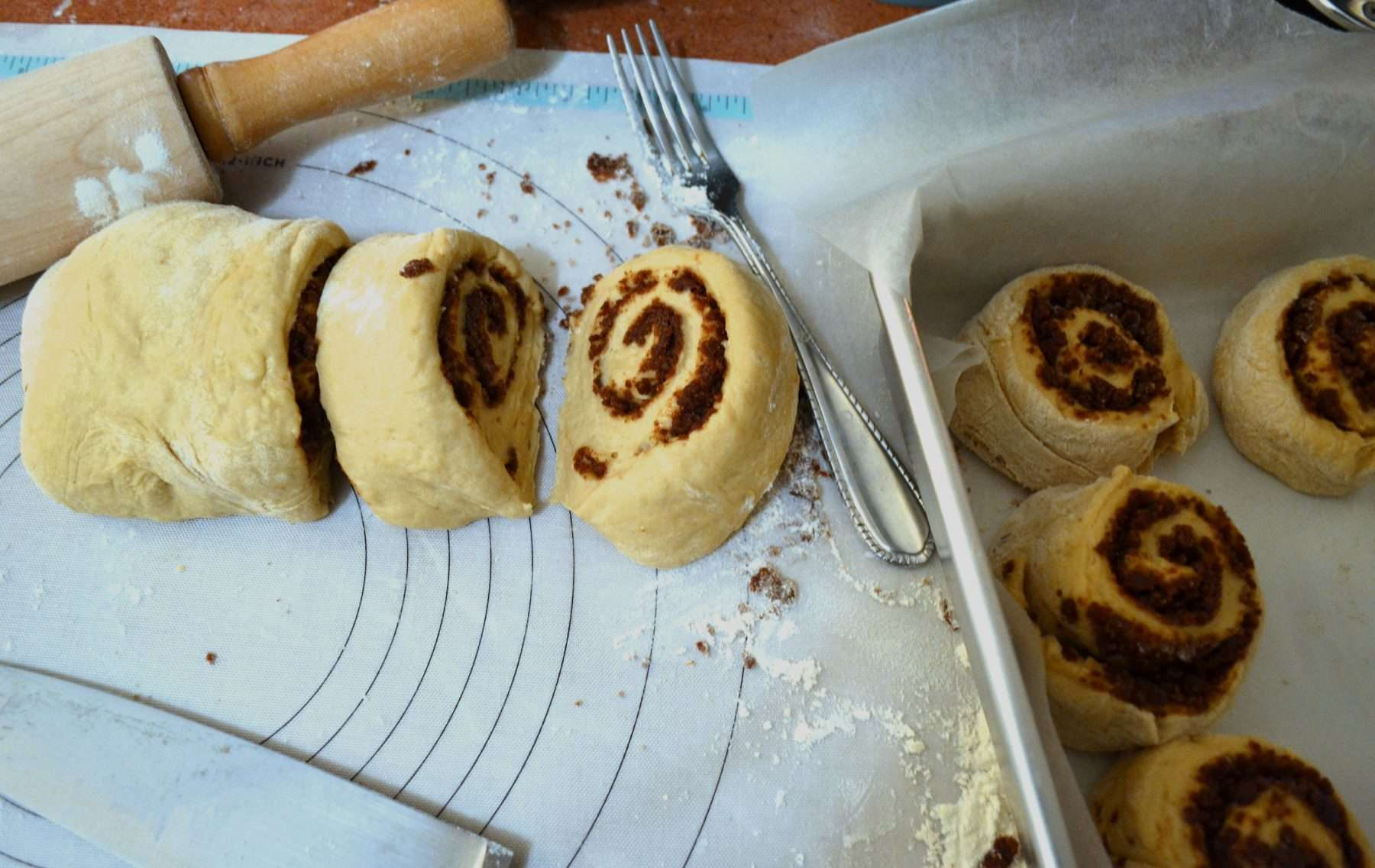 In fact, Yukon Gold Cinnamon Rolls are so airy, were it not for the ...