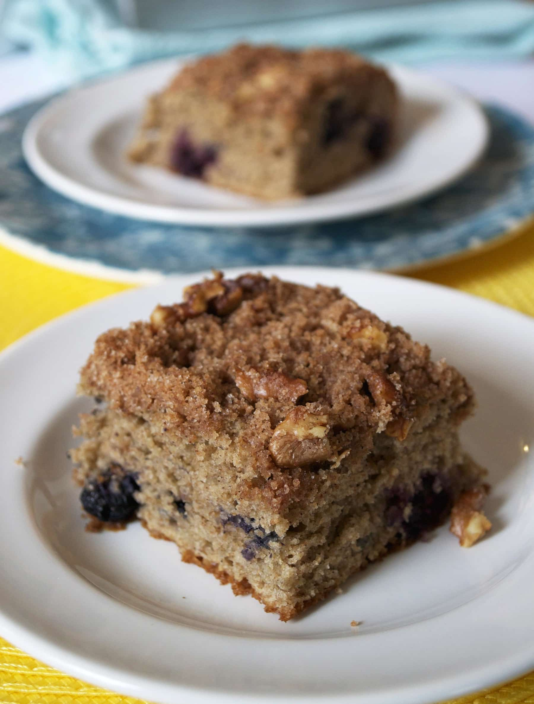 Best Blueberry Coffee Cake The Law Student S Wife