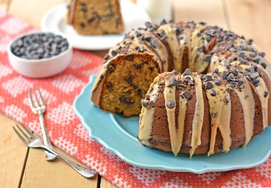 Chocolate Chip Peanut Butter Cake Peanut Butter Bundt Cake