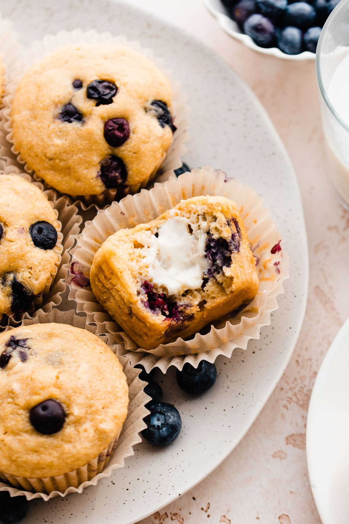 Buttermilk Crunch Muffins