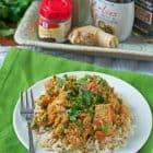 Yummy Easy Tofu Curry