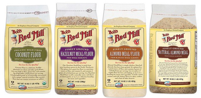 Giveaway for Bob's Red Mill Almond Flour