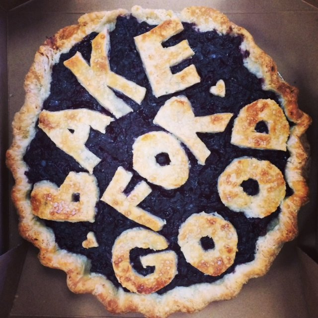 Bake for Good Pie