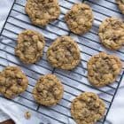 Whole Wheat Walnut Chocolate Chip Cookies. Best chocolate chip cookies I've ever had.