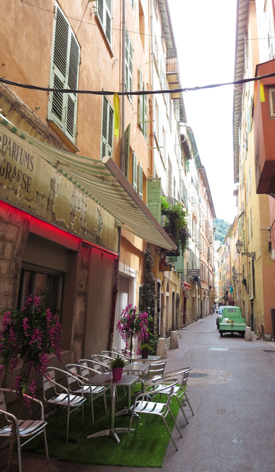 Streets of Vieux Nice