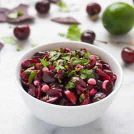 Cherry Salsa Recipe