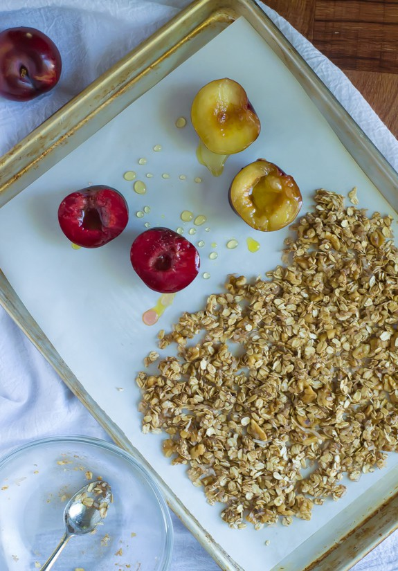 Healthy Homemade Granola with Oatmeal