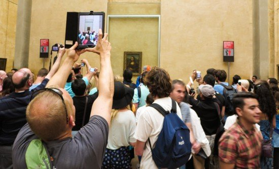 Mona Lisa Onslaught