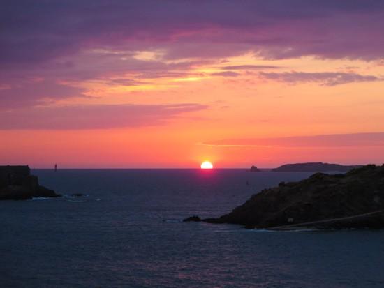 St. Malo Sunset