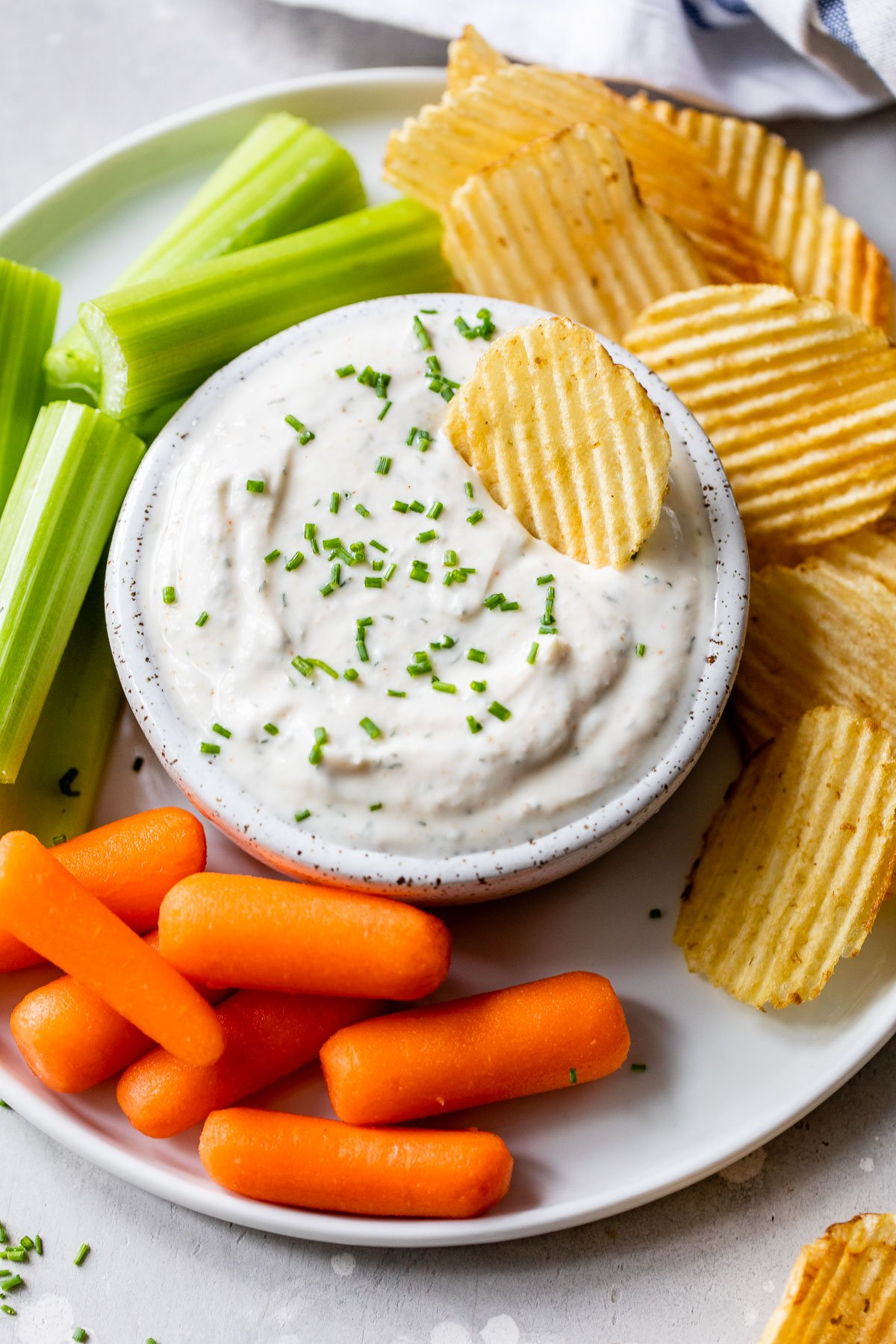 No Guilt Ranch Dip