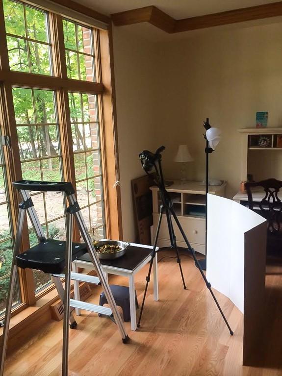 Photo Set Up