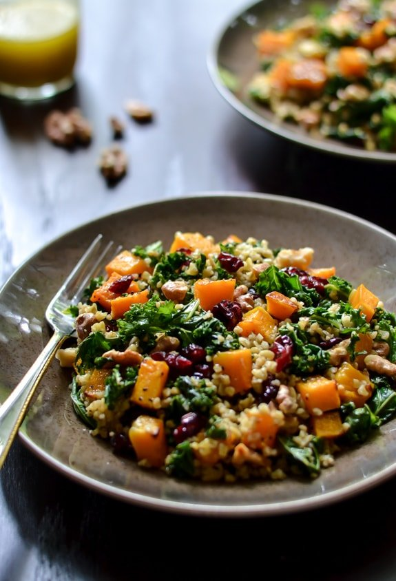 Whole Foods Roasted Butternut Squash Cranberries