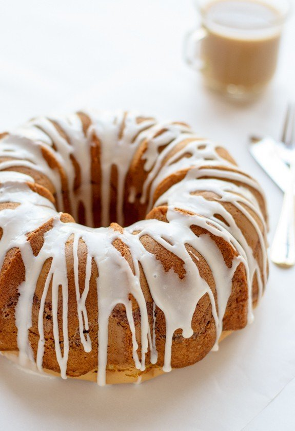 Yellow Box Bundt Cake Recipe
