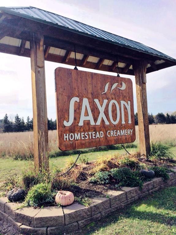 Saxon Sign