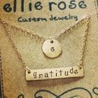 Ellie Rose Custom Jewelry Order