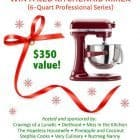 KitchenAid Stand Mixer Giveaway