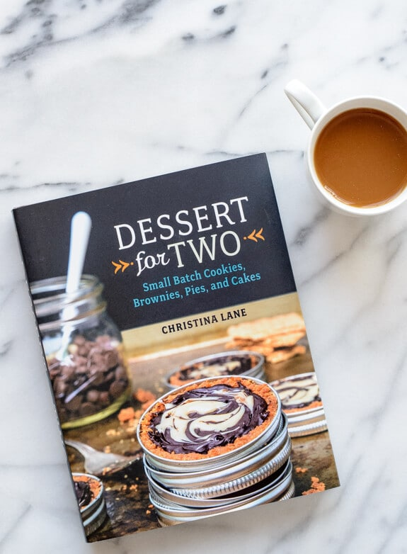 Dessert for Two Cookbook Giveaway and recipe for Mississippi Mud Bars