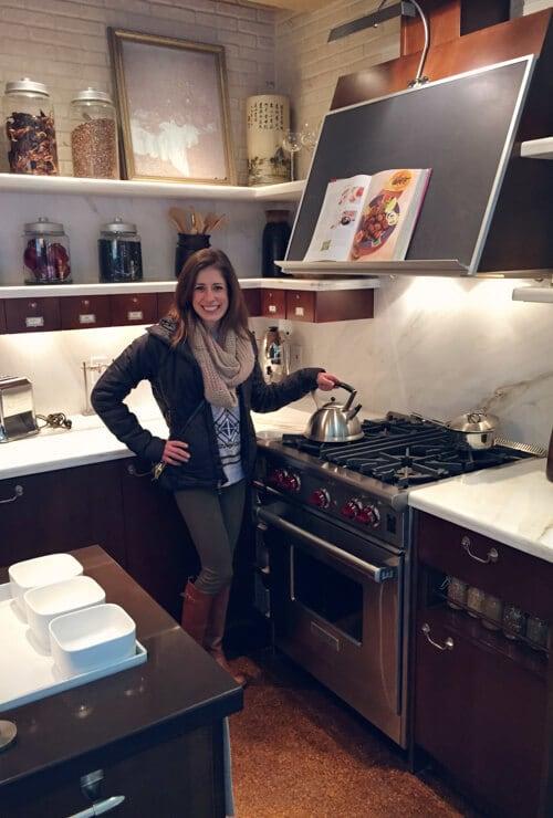 Dream Kitchen at Kohler Design Center