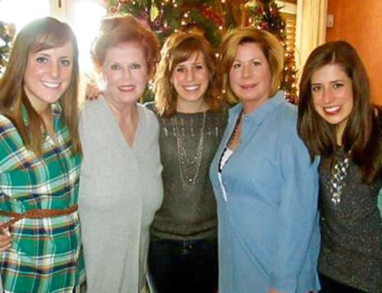 Group at Christmas