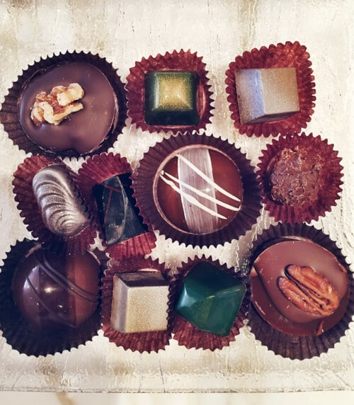 Kohler Chocolates Selection