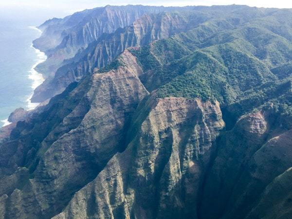 Na Pali Coast Sky View