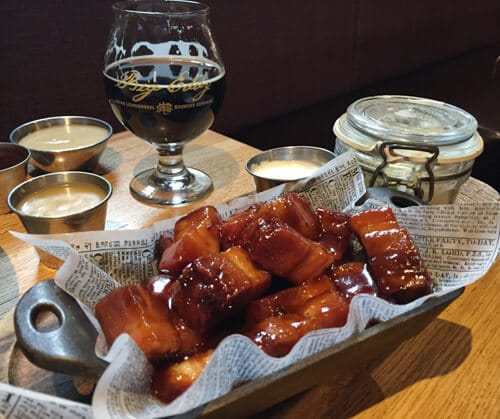 Pork Belly Bites - Horse and Plow