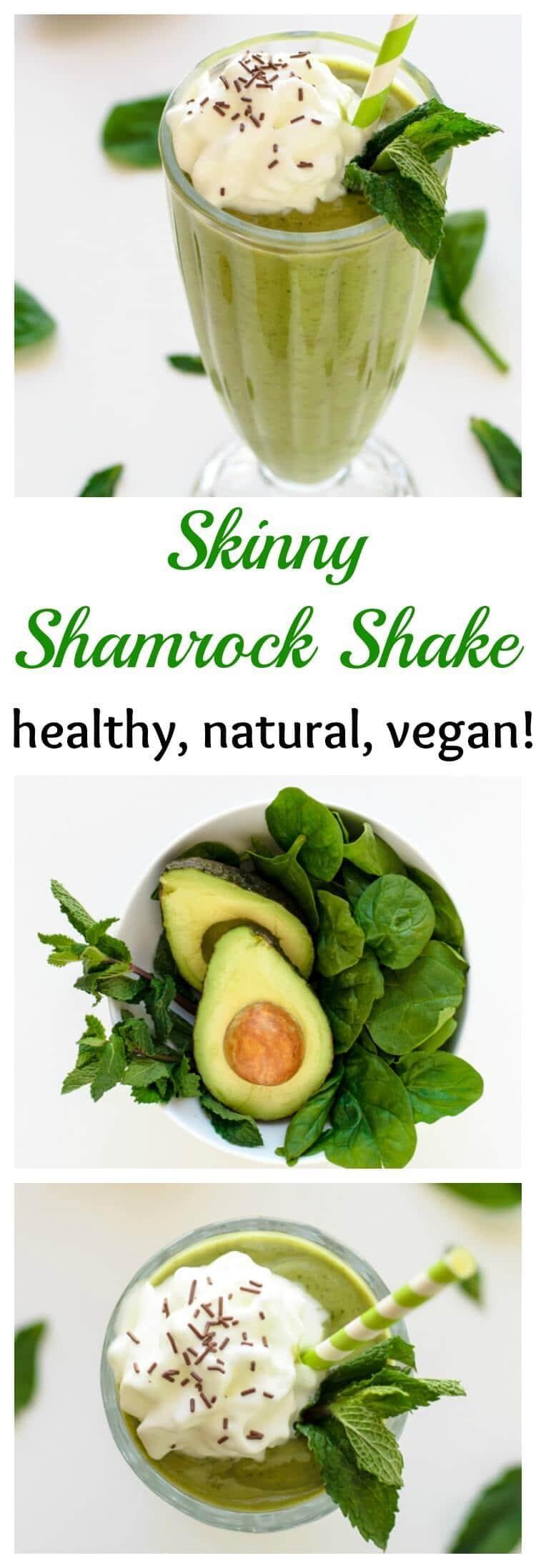 shake skinny shamrock shake recipe yummly skinny shamrock shake recipe ...