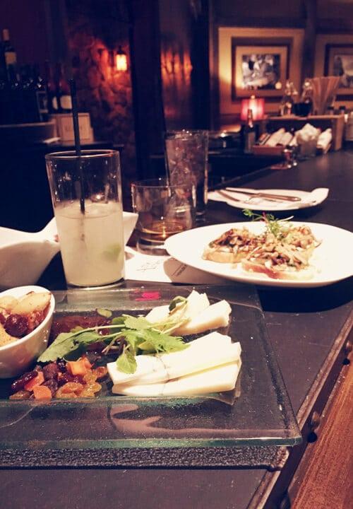 Winery Bar Small Plates