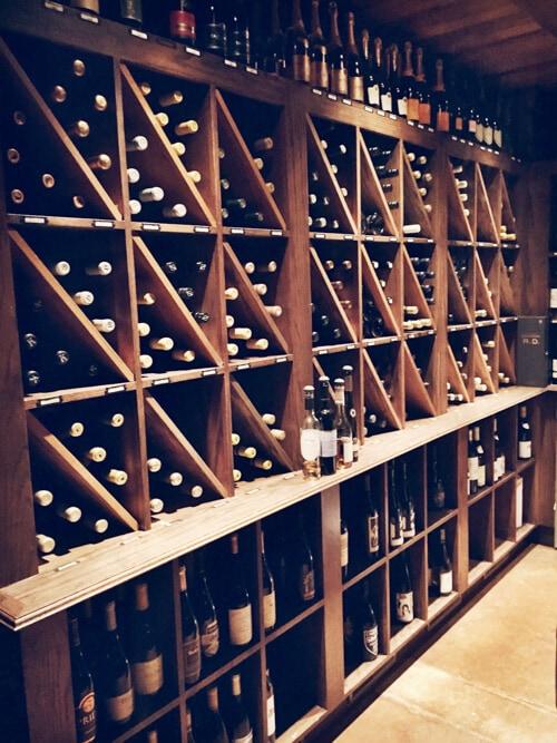 Winery Bar Wine Room