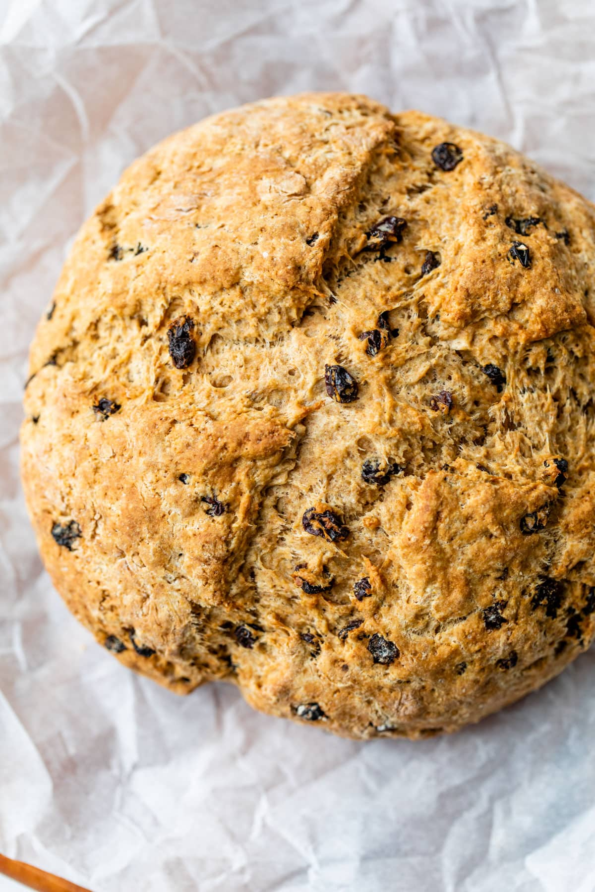 Whole Wheat Irish Soda Bread. This easy Irish soda bread recipe is a must make for St. Patrick's Day