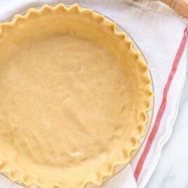 Whole Wheat Pie Crust