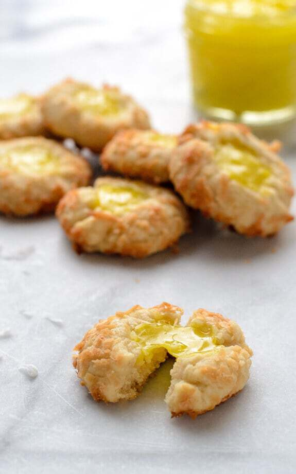 Lemon coconut recipes easy
