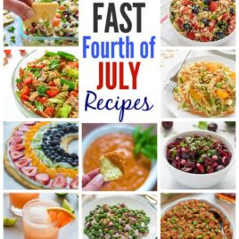 10 Fast Fourth of July Recipes