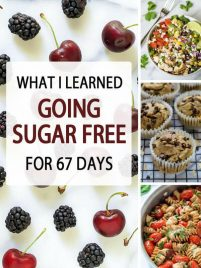What I Learned Going Sugar Free for 67 Days