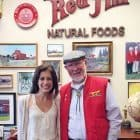 Me + Bob of Bob's Red Mill