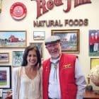 Me + Bob of Bob's Red Mill