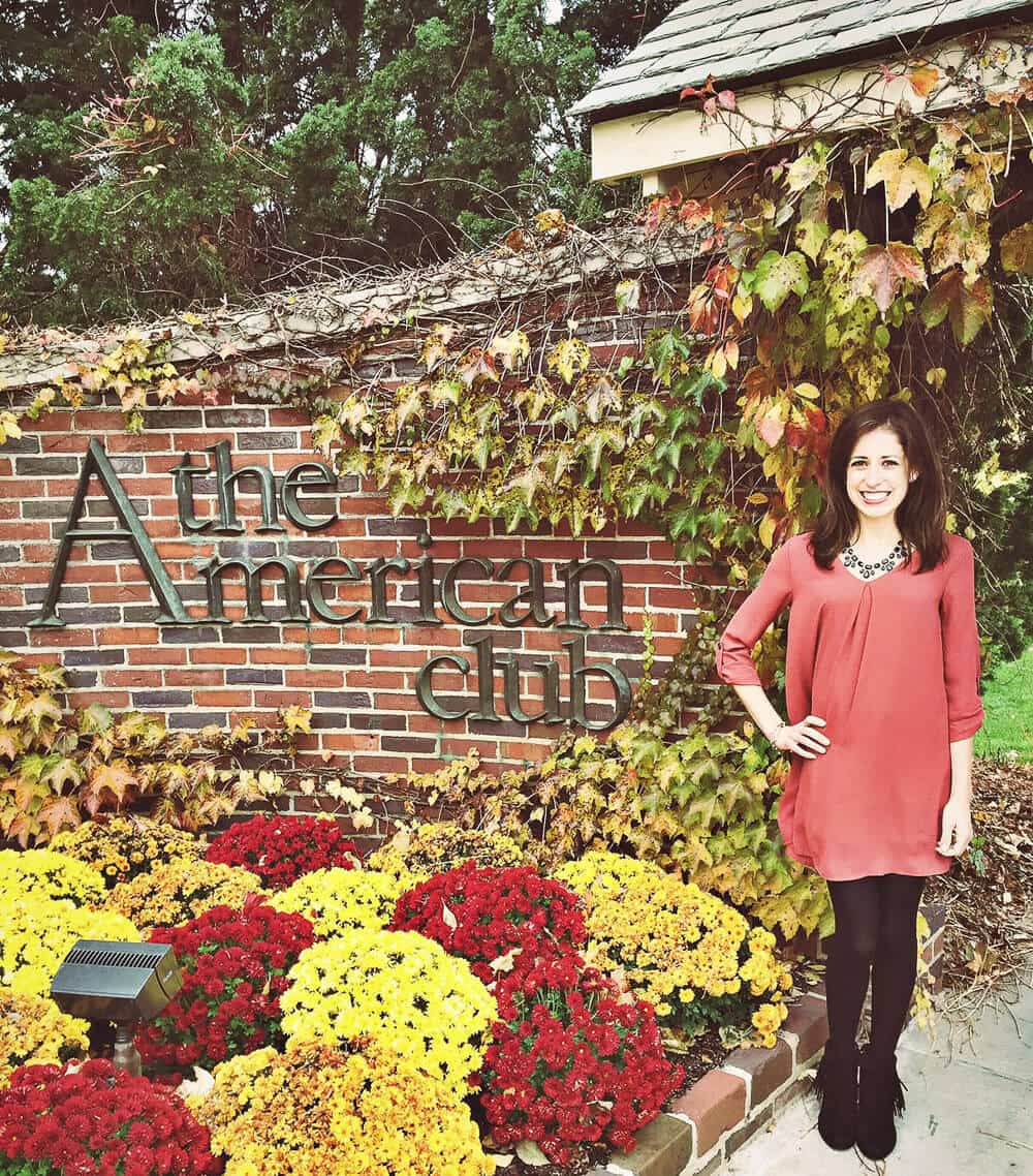 The American Club in Kohler Wisconsin