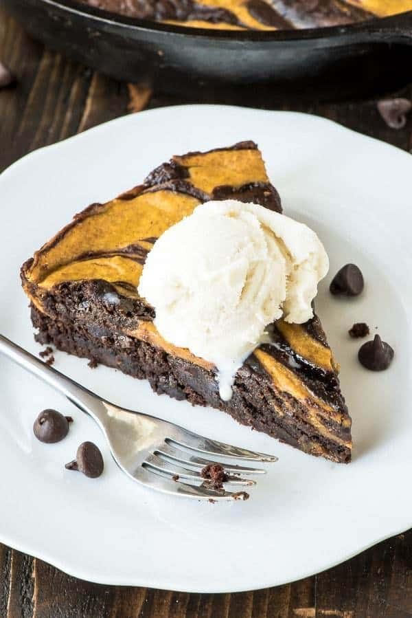 Ultimate Pumpkin Brownies recipe