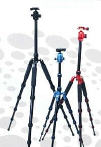 Best tripod for Food Photography- ProMaster Tripod. Fast to adjust, light, and affordable