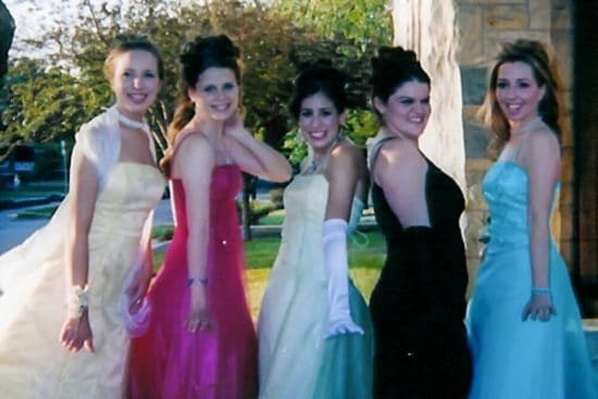 Things to be thankful for: high school prom