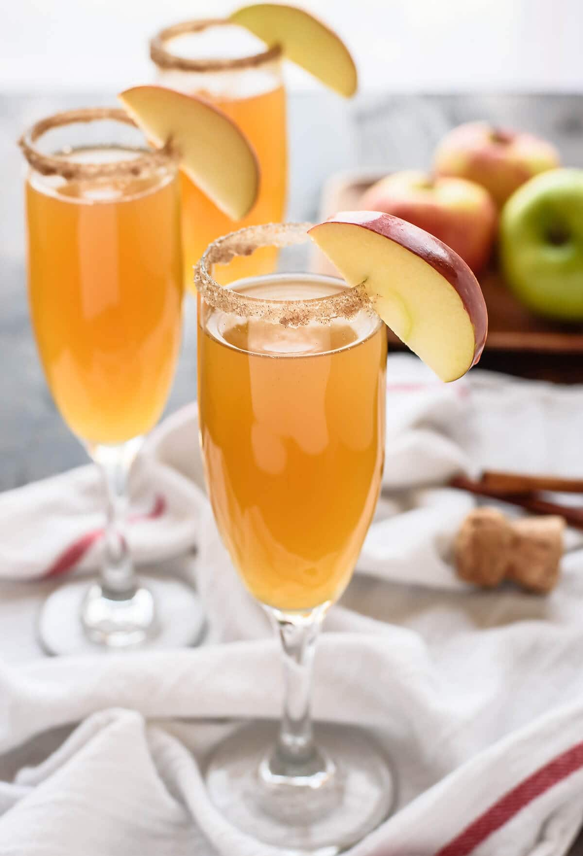 Snap Apple Drink